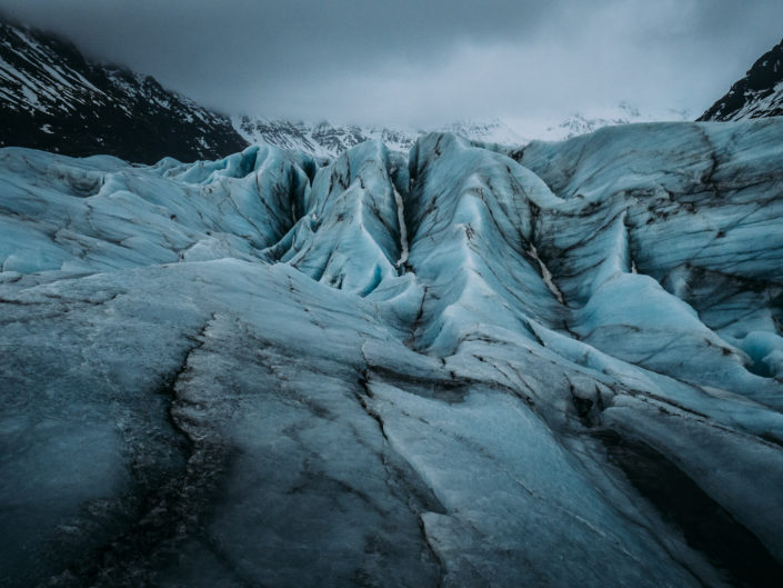 Fire & Ice: Glaciers and Lagoons